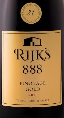 888 Pinotage Example image